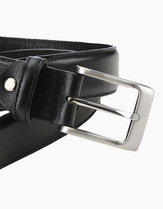 Bexleys man Gürtel aus Büffelleder   ADLER Mode Onlineshop