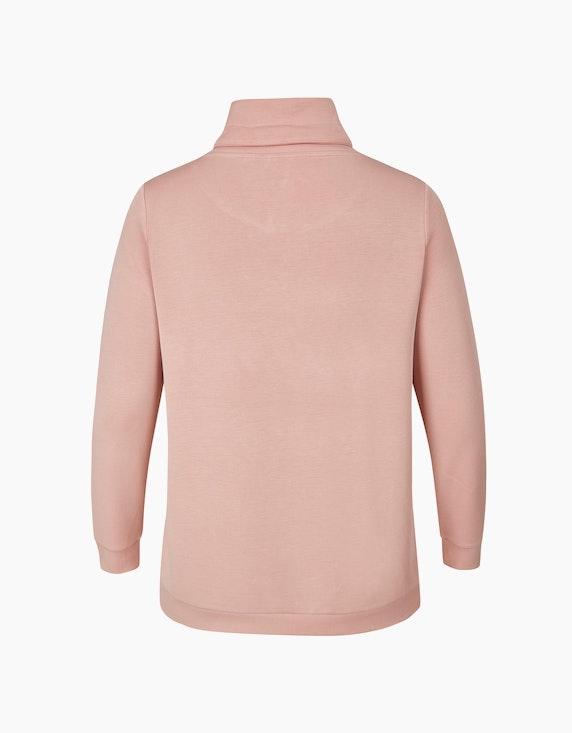 VIA APPIA DUE Sweatshirt mit Stehkragen   ADLER Mode Onlineshop