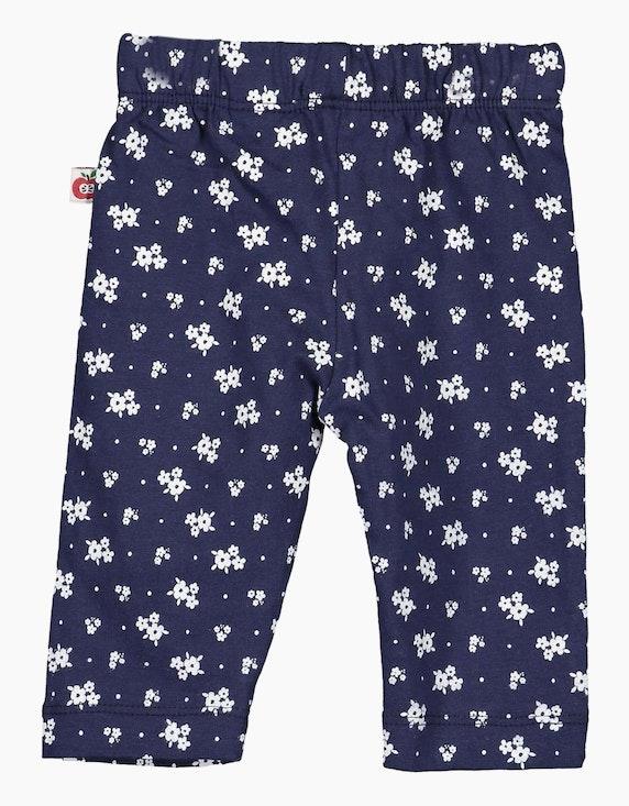 Blue Seven Baby Girls Leggings mit Allover-Print Newborn   ADLER Mode Onlineshop