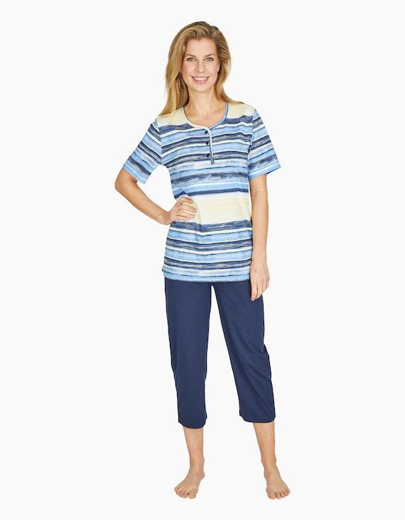 "Bexleys woman Pyjama ""Conrad"" | ADLER Mode Onlineshop"