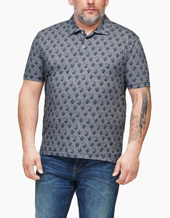 s.Oliver Poloshirt aus Jersey | ADLER Mode Onlineshop