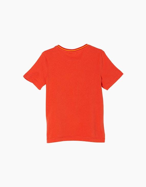 s.Oliver Mini Boys T-Shirt mit Applikation   ADLER Mode Onlineshop