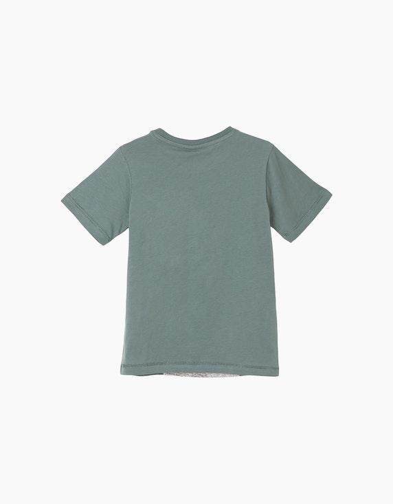 s.Oliver Mini Boys T-Shirt mit Wendepailletten-Motiv | ADLER Mode Onlineshop