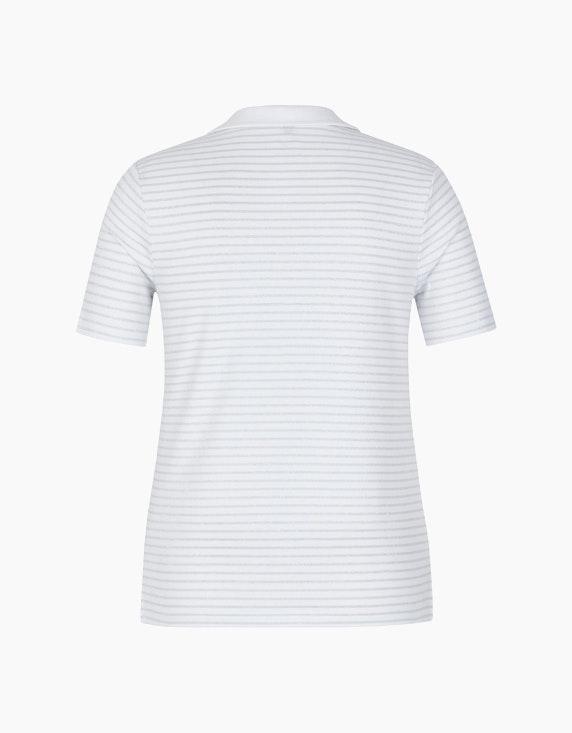 Bexleys woman Poloshirt mit Streifen   ADLER Mode Onlineshop