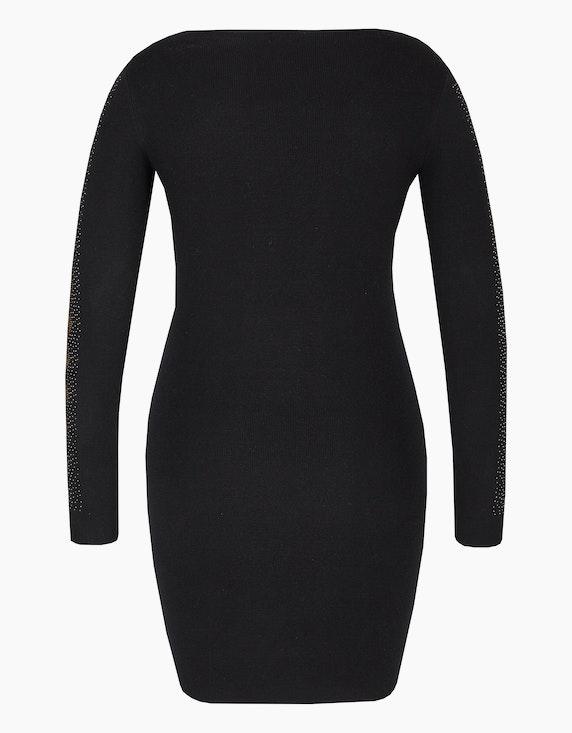 Viventy Feinstrick-Kleid mit Ziersteinen   ADLER Mode Onlineshop