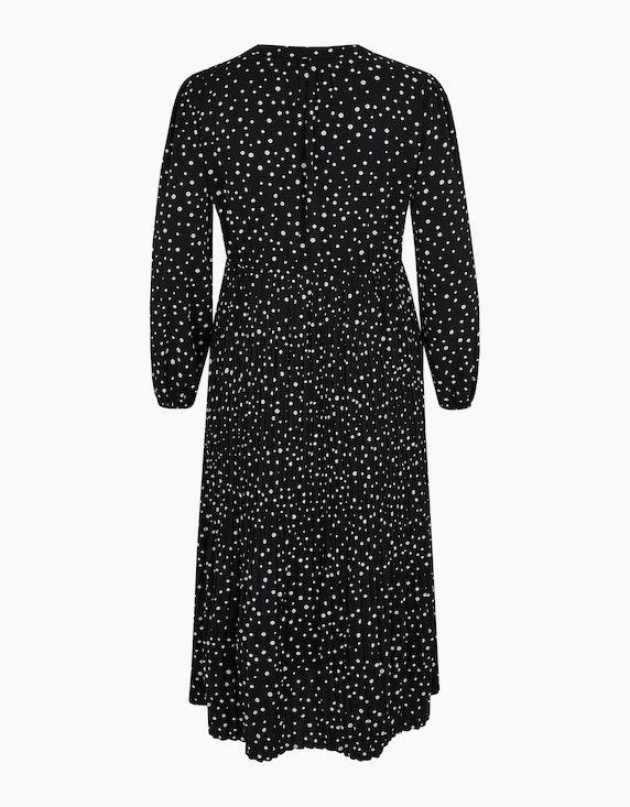 Thea Maxi-Kleid mit Punkten | ADLER Mode Onlineshop