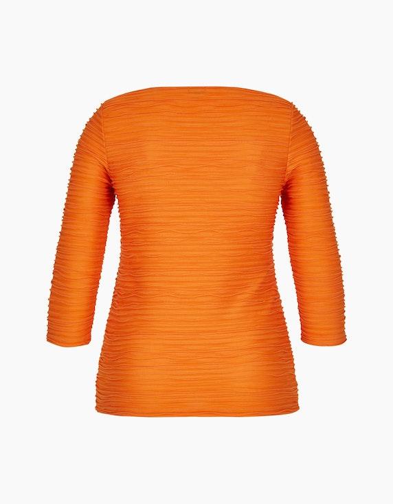 Viventy Shirt mit Wellen-Struktur | ADLER Mode Onlineshop