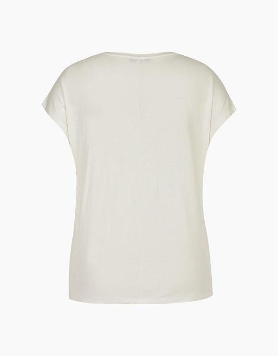 Bexleys woman T-Shirt mit Frontdruck und Paillentten   ADLER Mode Onlineshop