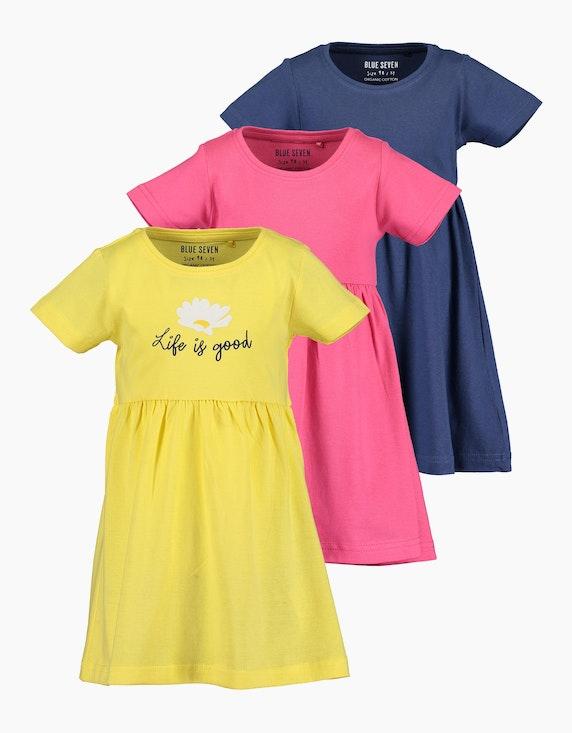 Blue Seven Mini Girls Kleid 3er Pack | ADLER Mode Onlineshop