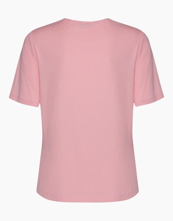 Frank Walder Halbarm-Shirt mit Strasssteinen | ADLER Mode Onlineshop