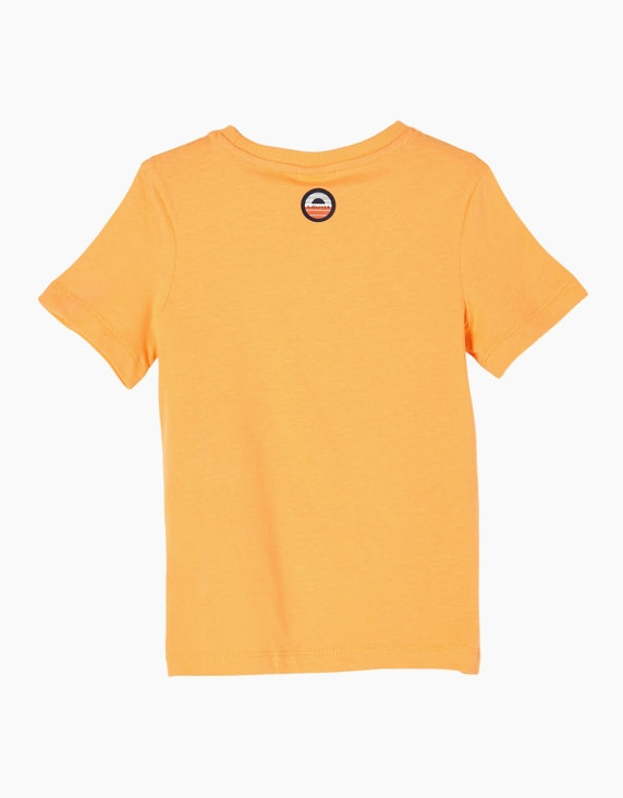 s.Oliver Mini Boys T-Shirt mit Motivprint | ADLER Mode Onlineshop
