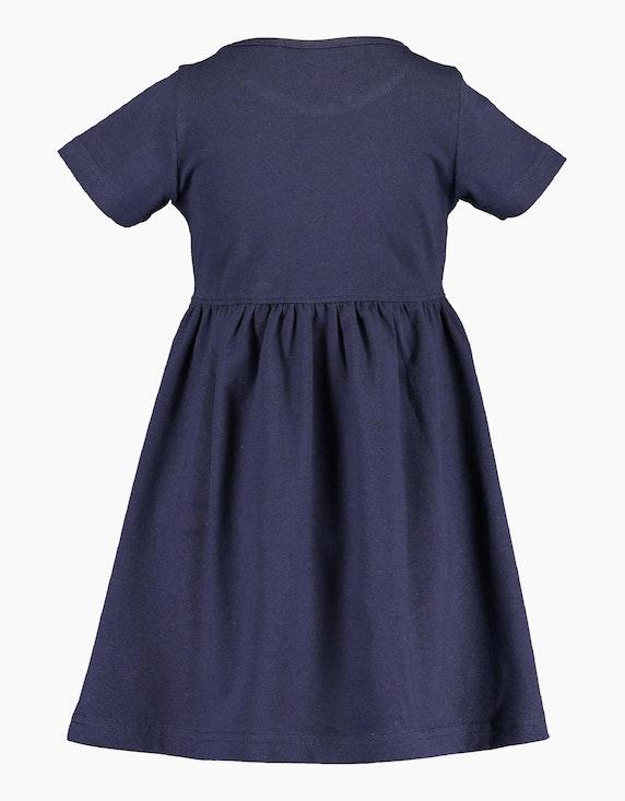 Blue Seven Mini Girls Sommerkleid mit Front-Print | ADLER Mode Onlineshop