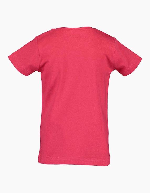 Blue Seven Mini Girls T-Shirt mit Front-Print   ADLER Mode Onlineshop