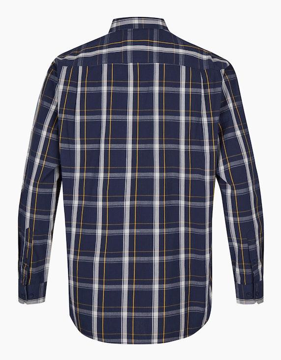Big Fashion Freizeithemd mit Karo-Muster | ADLER Mode Onlineshop
