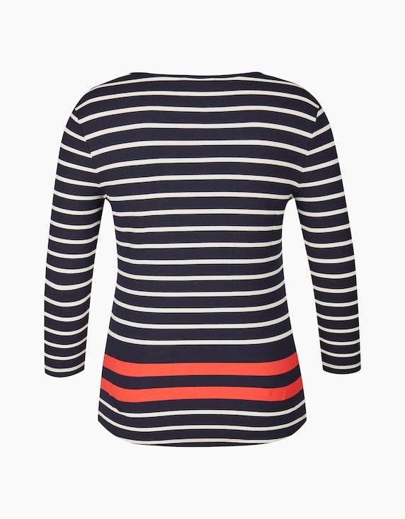 Bexleys woman Gestreiftes Shirt in leichter Sweat-Qualität   ADLER Mode Onlineshop