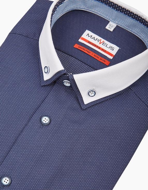 Marvelis Dresshemd im klassischen Stil, MODERN FIT | ADLER Mode Onlineshop