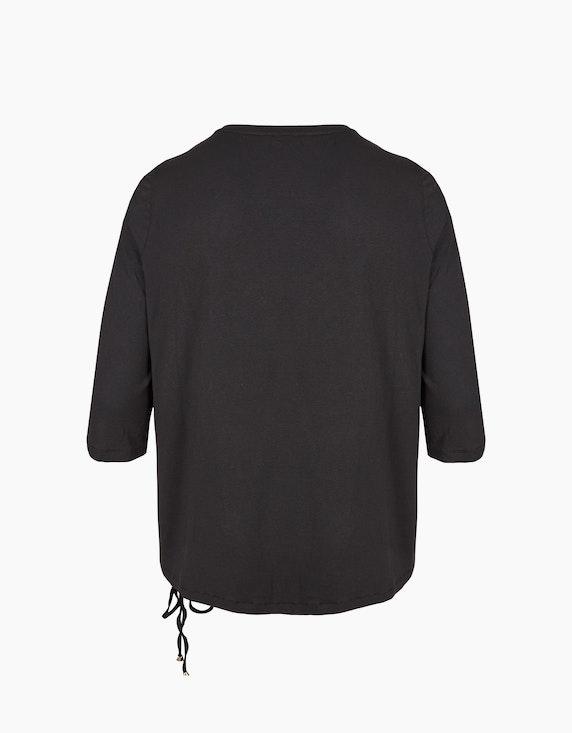 No Secret Shirtbluse mit Gummizug am Bund | ADLER Mode Onlineshop
