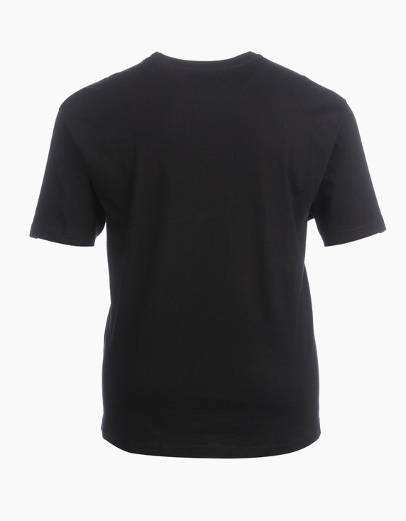 Big Fashion Basic T-Shirt V-Ausschnitt | ADLER Mode Onlineshop