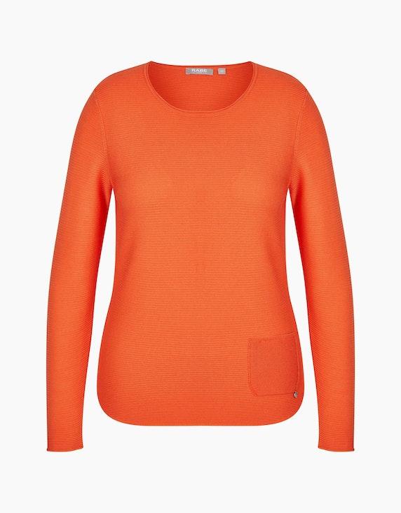 Rabe Pullover mit Ziertasche | ADLER Mode Onlineshop