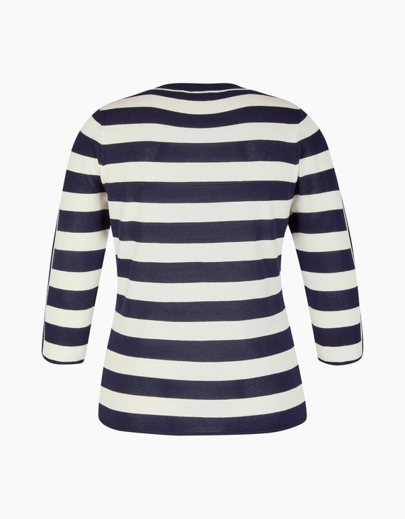 Rabe Pullover im Streifendessin | ADLER Mode Onlineshop