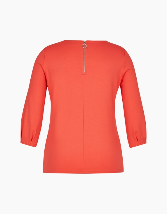 Viventy Shirt mit Reißverschluss | ADLER Mode Onlineshop
