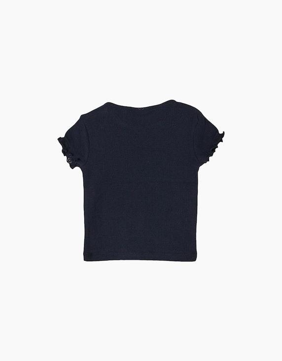 s.Oliver Baby Girls T-Shirt mit Rollsaumblende | ADLER Mode Onlineshop