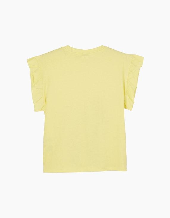 s.Oliver Mini Girls T-Shirt mit Rüschen-Ärmel   ADLER Mode Onlineshop