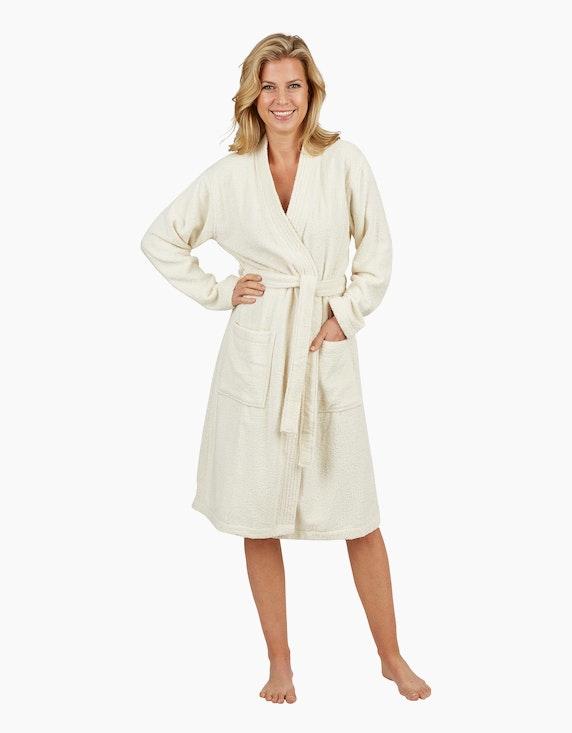 Bexleys woman Bademantel im Kimonostyle | ADLER Mode Onlineshop