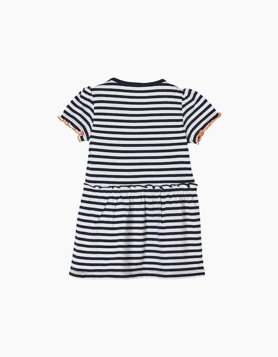 s.Oliver Baby Girls Jerseykleid mit Rüschen-Detail   ADLER Mode Onlineshop
