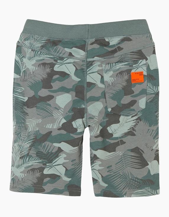 s.Oliver Boys Bermuda aus Sweatware | ADLER Mode Onlineshop
