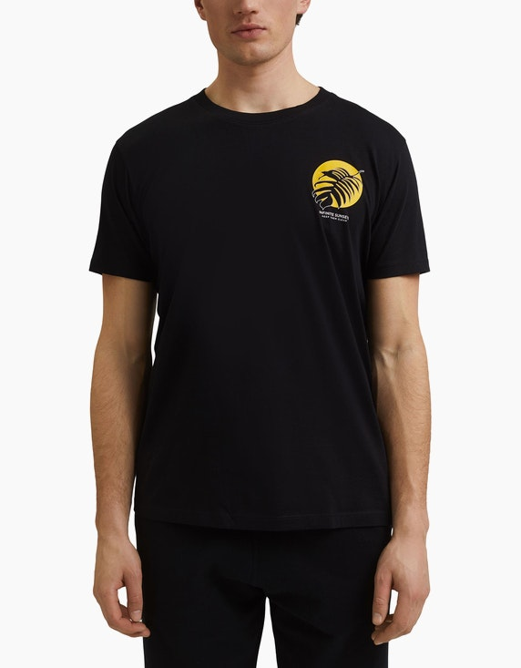 Esprit EDC T-Shirt mit Statement-Print | ADLER Mode Onlineshop