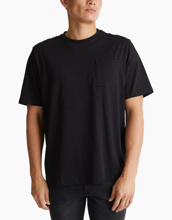 Esprit EDC T-Shirt aus wertvoller Bio-Baumwolle | ADLER Mode Onlineshop