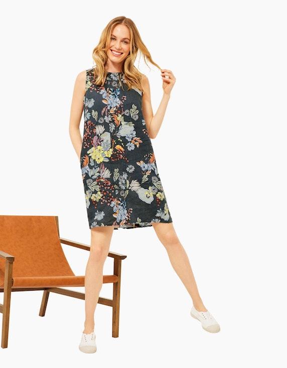 CECIL Kleid mit Blumenprint | ADLER Mode Onlineshop