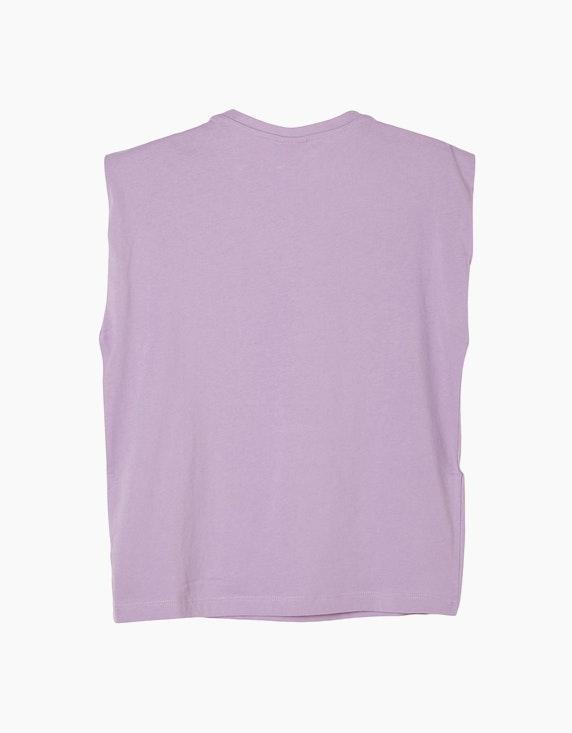 s.Oliver Girls Jerseyshirt mit Schulterpolster   ADLER Mode Onlineshop