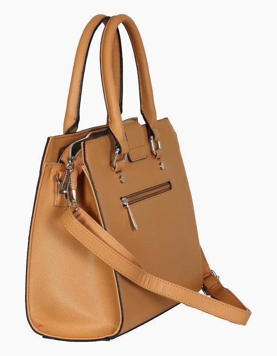 GLÜÜCKSKIND Handtasche in Leder-Optik | ADLER Mode Onlineshop