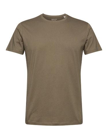 esprit edc - Basic-Shirt aus Bio-Baumwolle, M 50