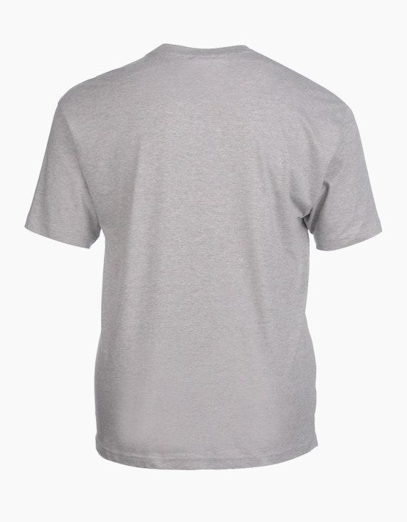 Big Fashion Basic T-Shirt Rundhalsausschnitt | ADLER Mode Onlineshop