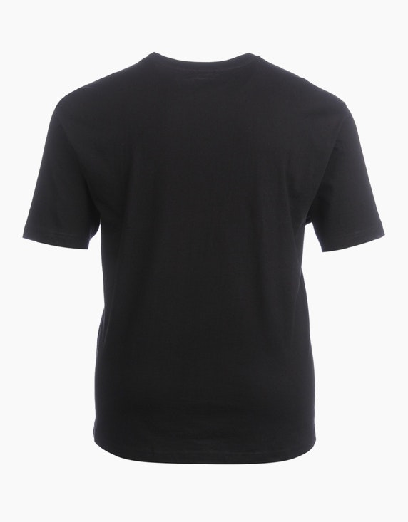 Big Fashion Basic T-Shirt Rundhalsausschnitt | ADLER Mode Onlineshop