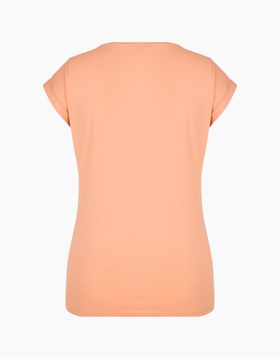 Bexleys woman Kurzarmshirt mit verzierter Front | ADLER Mode Onlineshop