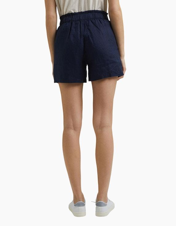 Esprit Leinen-Shorts mit Paperbag-Bund | ADLER Mode Onlineshop