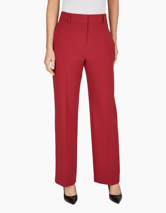 Bexleys woman City-Hose mit Bügelfalte | ADLER Mode Onlineshop