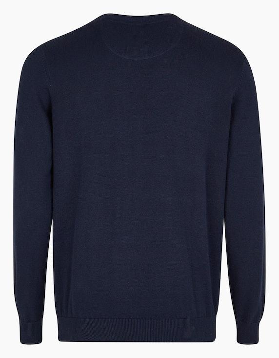 Bexleys man Pullover mit Jacquardmusterung | ADLER Mode Onlineshop