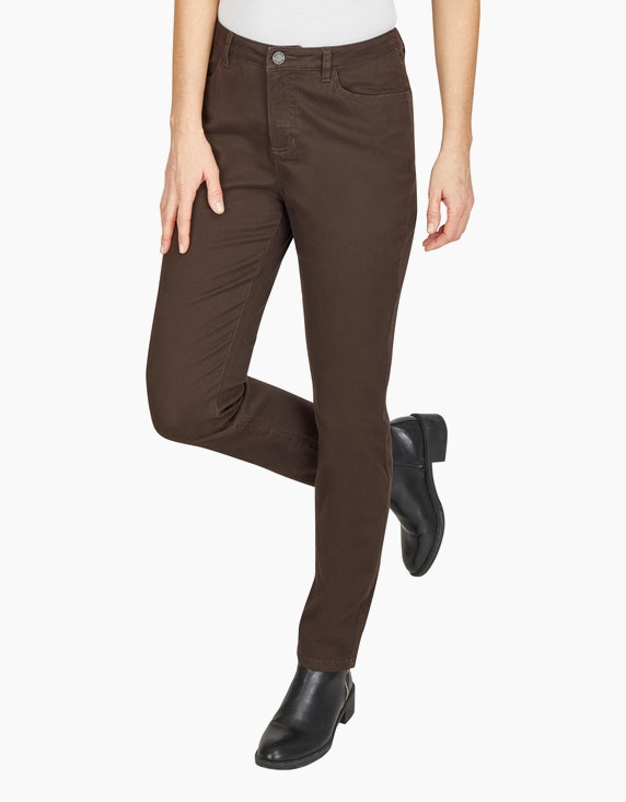Bexleys woman Hose im 5-Pocket-Style | ADLER Mode Onlineshop