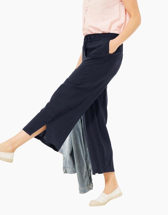 CECIL Weite Hose im Culotte-Style, knöchellang | ADLER Mode Onlineshop