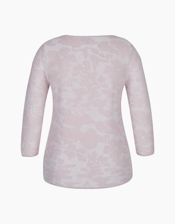 Bexleys woman Pullover mit Blumenmuster | ADLER Mode Onlineshop