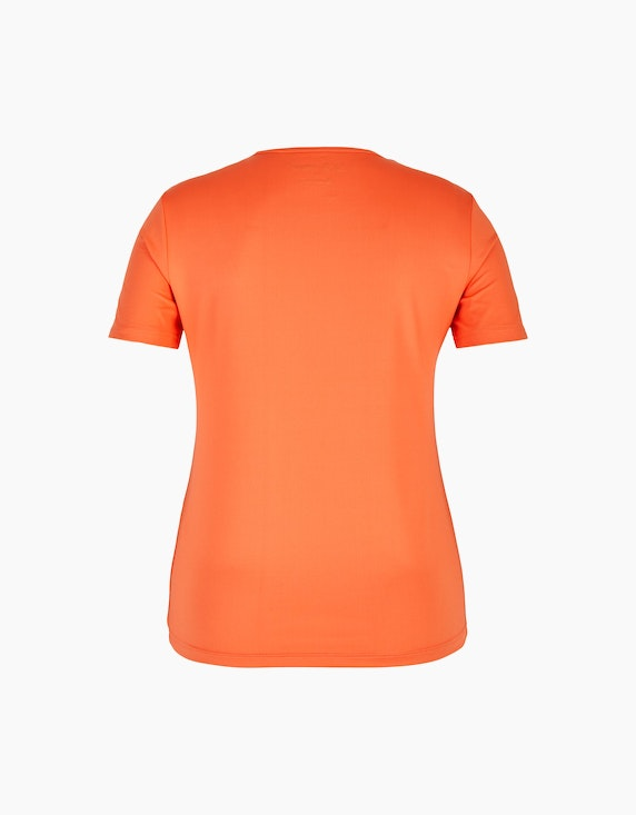Fit&More Fitness T-Shirt mit Quick Dry | ADLER Mode Onlineshop