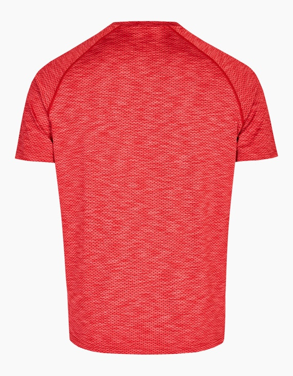 Fit&More Trainings-Shirt in Mesh | ADLER Mode Onlineshop