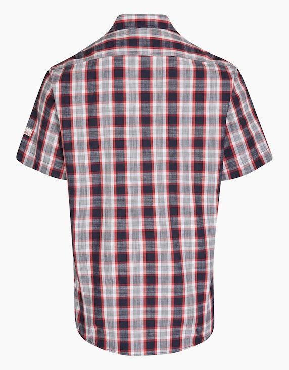 Bexleys man Freizeithemd im Karo-Dessin, MODERN FIT   ADLER Mode Onlineshop