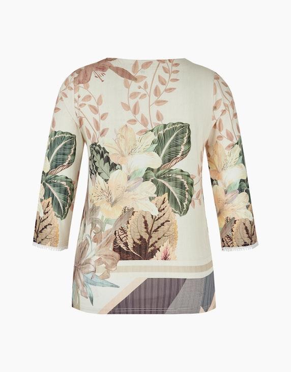 Bexleys woman Shirt mit floralem Druck   ADLER Mode Onlineshop