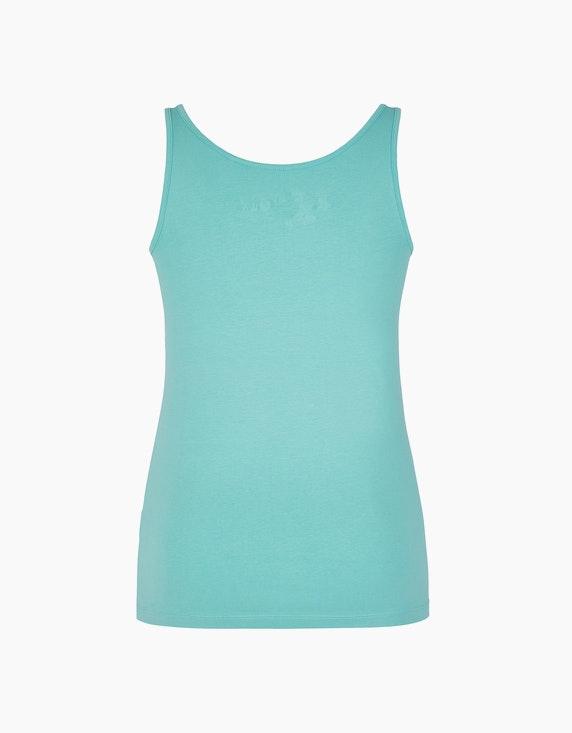 MY OWN Basic-Top aus Baumwoll-Stretch   ADLER Mode Onlineshop